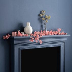 Eucalyptus Pink Garland