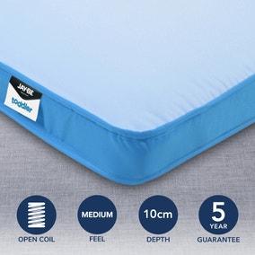JayBe Toddler Medium Waterproof Foam Free Pocket Sprung Mattress