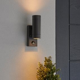 Billy Outdoor PIR Sensor Wall Light
