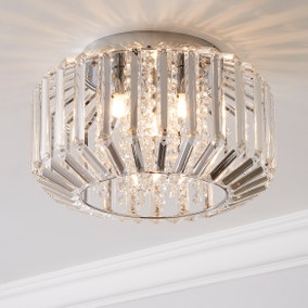 Chantilly Flush Ceiling Fitting