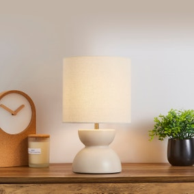 Quebec 37cm Table Lamp