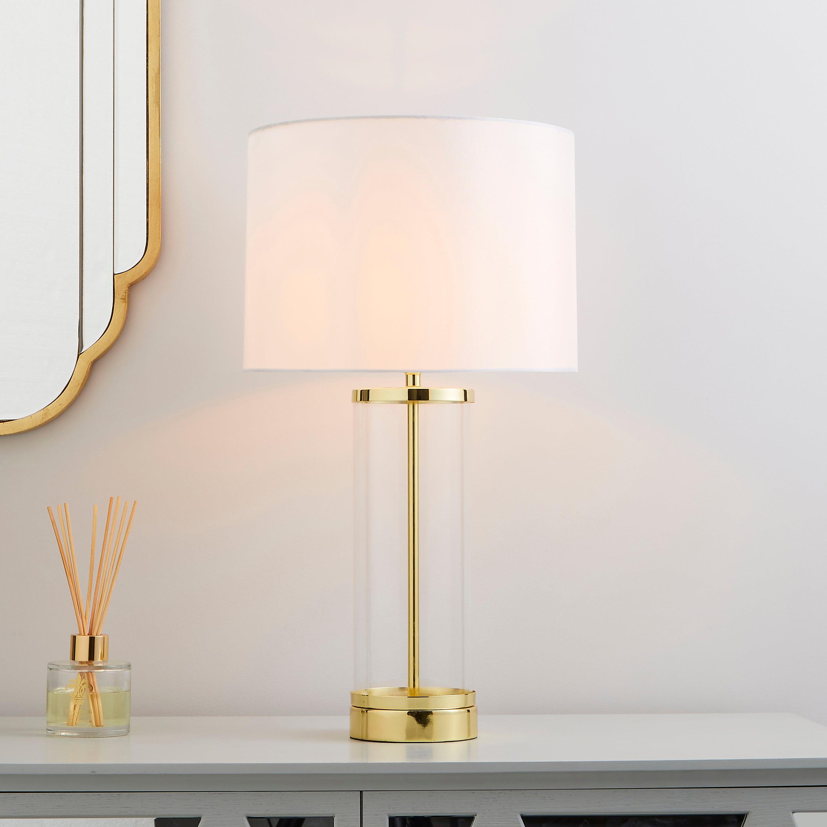 Tuscany Table Lamp Gold