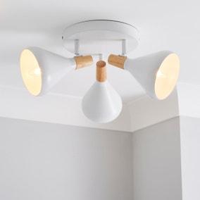 Wolston 3 Light Spotlight