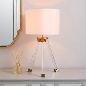 Hotel Finley Tripod Table Lamp