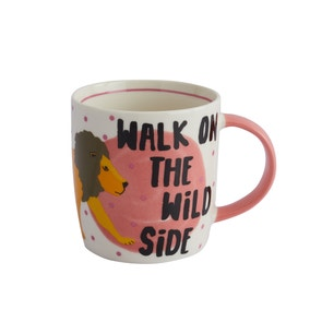 Walk on the Wild Side Mug
