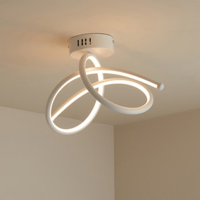 Berlin Dimmable LED Ceiling Fitting
