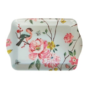 Birds and Butterflies Scatter Tray
