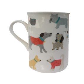 Dog and Bone Mug