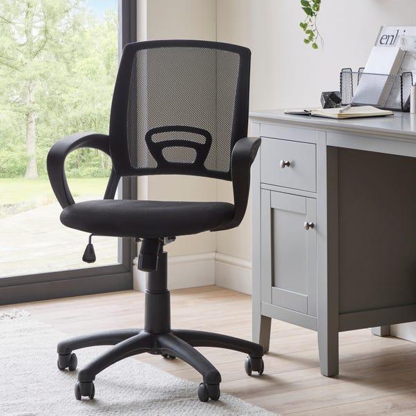 Archie Ergonomic Office Chair Black