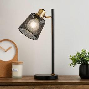 Idris Industrial Task Lamp