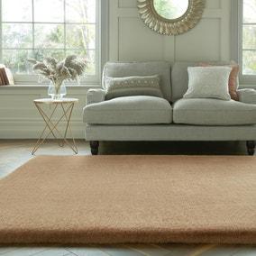 Dorma Purity Luxury Faux Fur Rug