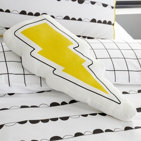 Lightning Bolt Cushion