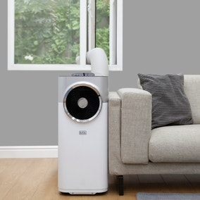 Portable 12000 BTU 3-in-1 Air Conditioner