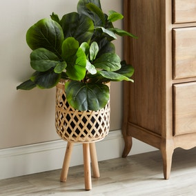 Bamboo and Wood Plant Standplant