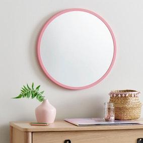 Kids Elements Round Mirror