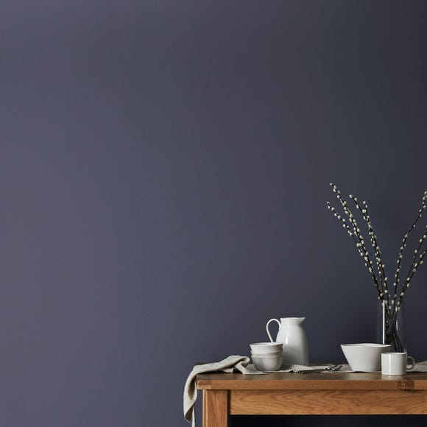 Dunelm Folkstone Blue Eggshell Emulsion Paint