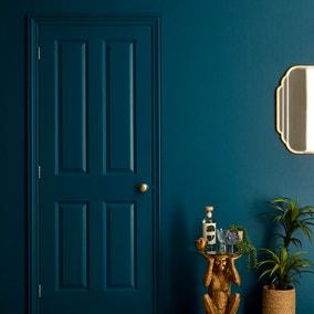Dunelm Charm Blue Eggshell Emulsion Paint