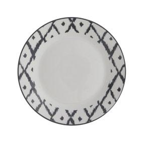 Ikat Side Plate