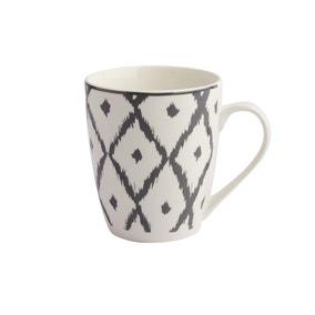 Ikat Dots Mug