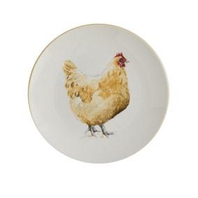 Homestead Hen Side Plate