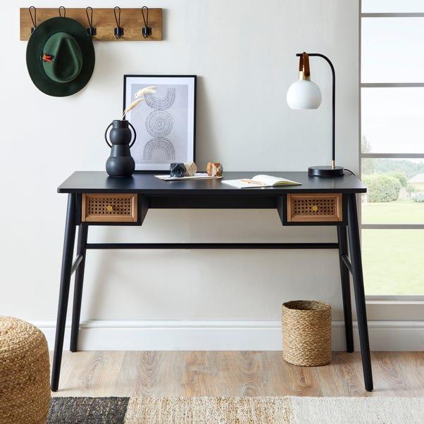 Franco Desk Black