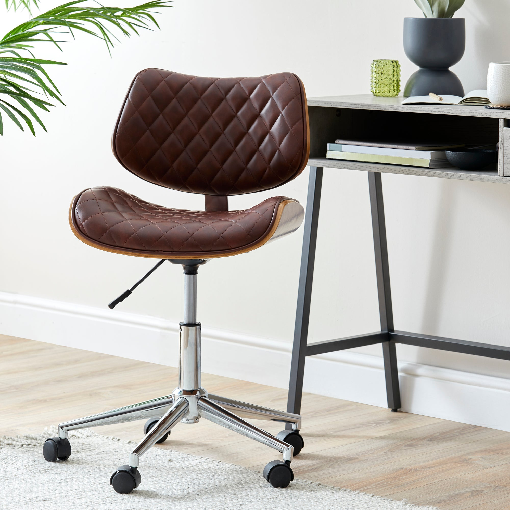 Remy Office Chair Tan