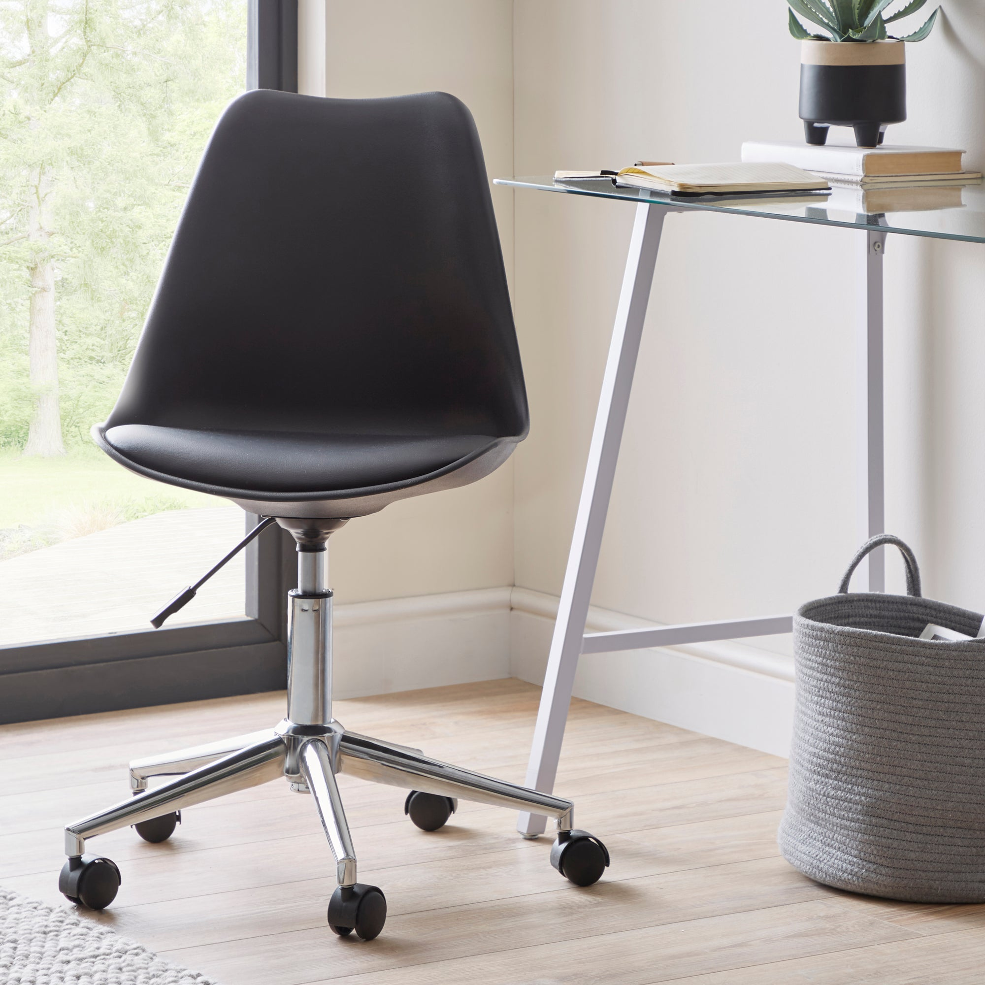 Branston Office Chair Black