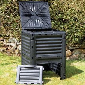 300L Garden Compost Bin