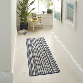 Marvel Striped Washable Doormat
