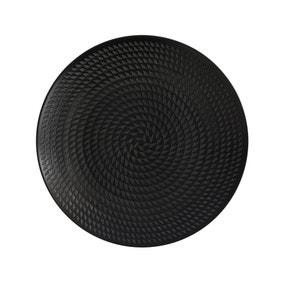 Carbon Dinner Plate