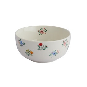 Ditsy Floral Cereal Bowl