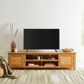 Bromley Extra Wide Oak TV Unit