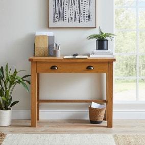 Sherbourne Oak Desk