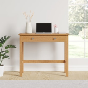 Bromley Oak Desk