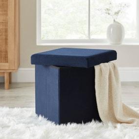 Matilda Eco Velvet Foldable Storage Cube