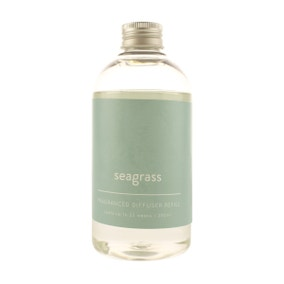 Pack of 6 Seagrass 250ml Diffuser Refills