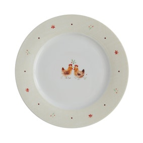 Mabel and Martha Dinner Plate