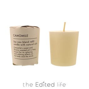 Pack of 18 Soy Wax Votive Candle