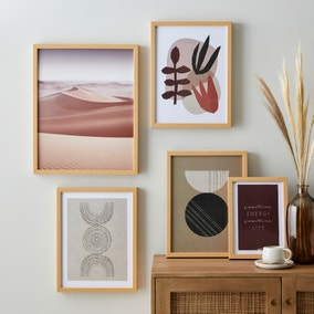Pack of 5 Retreat Posters
