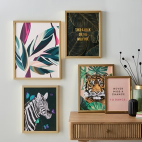 Pack of 5 Luxe Fashion Posters