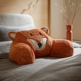 Fergus the Fox Cuddle Cushion
