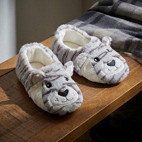 Tao the Tiger Slippers