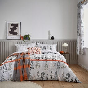 Helena Springfield Dahl Reversible Duvet Cover and Pillowcase Set