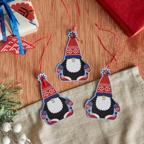 Nordic Nomad Gnome Gift Tags
