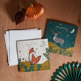 Pack of 10 Winter Solstice Christmas Cards