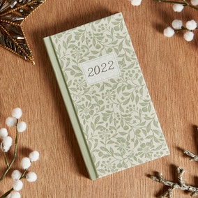 Arts and Crafts Slim Diary