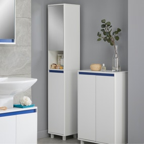 Vienna Tallboy with Reversible 4 in 1 Colour Bar