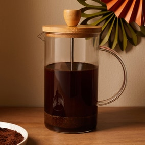 Modern Coffee Cafetiere Gift Set