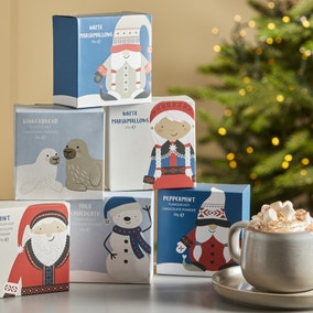 Pack of 9 Hot Chocolate Selection