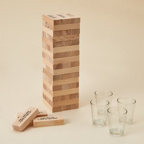 Drinking Tower Game